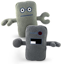Killer Robot Plush BunkBots Toy